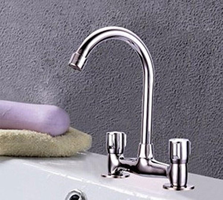 ETERNAL QUALITY Bad Waschbecken Wasserhahn Küche Waschbecken Wasserhahn Grünikale Farbe Voll Kupfer Waschtischmischer BEG782