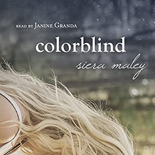 Colorblind cover art
