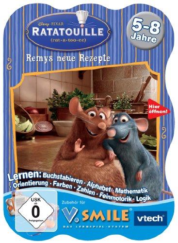 Vtech 80-092884 - V.Smile Lernspiel Ratatouille