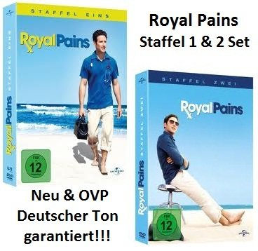 Staffel 1 & 2 Set