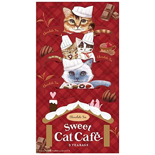スウィート キャットカフェ チョコレートティー ティーバッグ