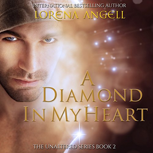 A Diamond in My Heart audiobook cover art