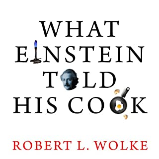What Einstein Told His Cook audiobook cover art
