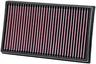 K&N 33-3005 High Performance Replacement Air Filter,black