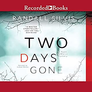 Two Days Gone audiobook cover art