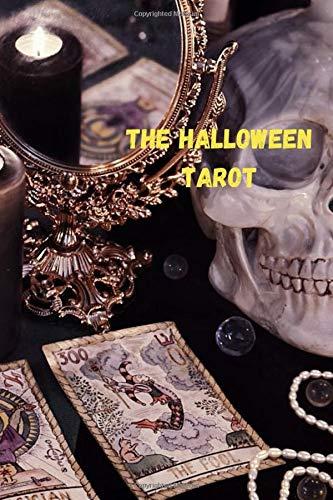 The HALLOWEEN tarot: Halloween notebook tarot,Halloween notebook deck
