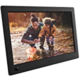 NIX Advance 8 Inch USB Digital Photo Frame Widescreen - HD IPS Display