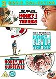 Honey I Shrunk... Tripack [Reino Unido] [DVD]