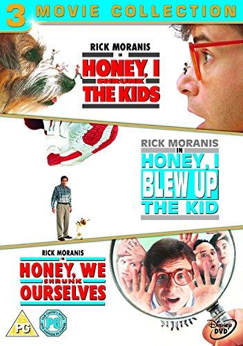 Honey, I Shrunk The Kids / Honey, I Blew Up The Kid / Honey, We Shrunk Ourselves [UK Import]