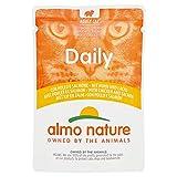 almo nature Daily Menu con Pollo y salmón, 70 g