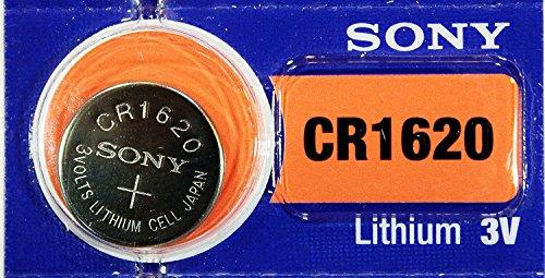 PILHA SONY CR1620 B LITHIUM