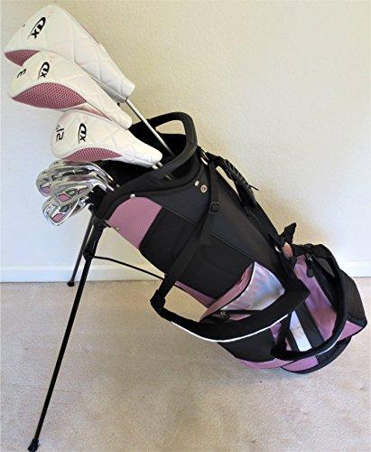 Womens Petite Complete Golf Set - Custom Made Clubs for Ladies 5