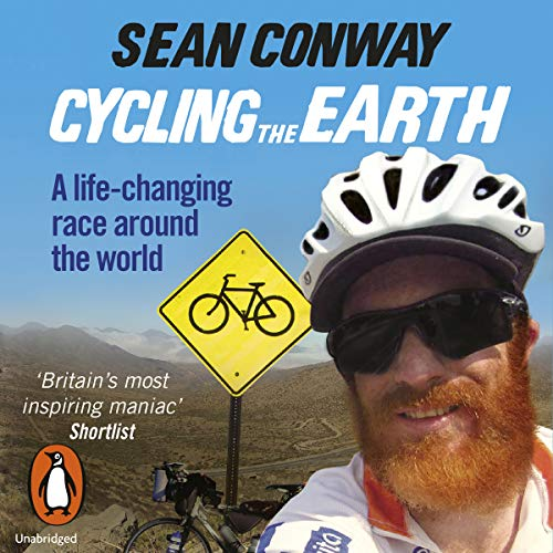 Cycling the Earth audiobook cover art