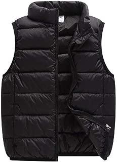 Little Girls Boys Down Vest Puffer Sleeveless Outfit Zipper Pocket