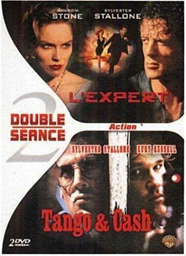 L'expert / Tango & Cash (Collection Double Séance)