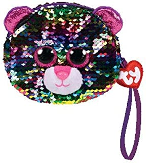 Ty Fashion - Dotty The Cat - Wristlet Sequins