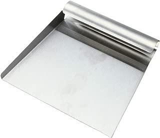 Bloodyrippa Bench Scrape Shovel, Stainless Steel Food Scoop