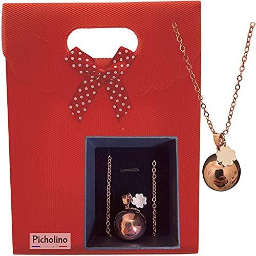 PICHOLINO - Bola de Grossesse   Pendentif avec une mélodie unique   Coffret cadeau original pour...