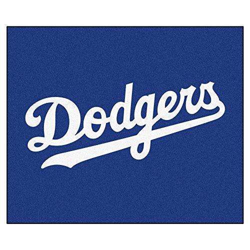 Fan Mats Los Angeles Dodgers Tailgater Rug, 60