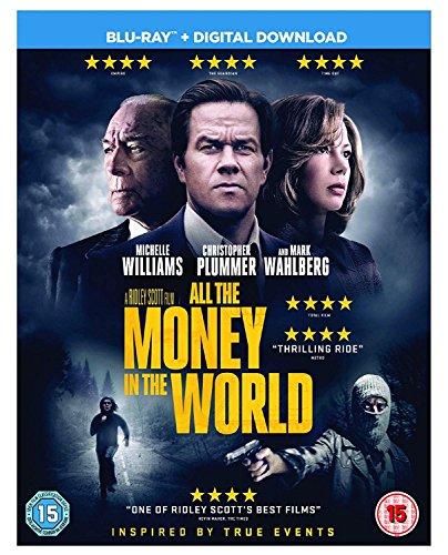 All The Money In The World [Reino Unido] [Blu-ray]