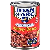 Joan of Arc Beans, Light Red Kidney, 15.5 Ounce (Pack of 12)