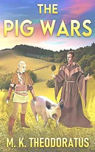The Pig Wars by Theodoratus, M. K.
