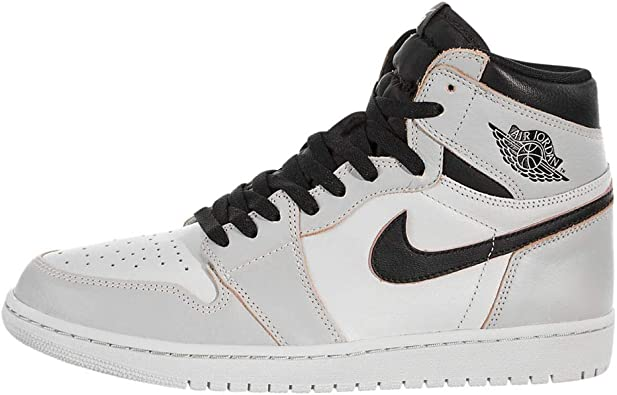 Nike Men's Air Jordan 1 High OG Defiant Light Bone/Black CD6578-006