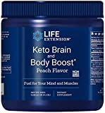Life Extension Keto Brain and Body Boost Powder, 14.10 Ounce (Packaging May Vary)