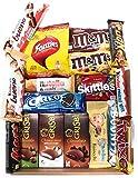 Mistery Box Assortita Snack Idea Regalo Compleanno 17/20...