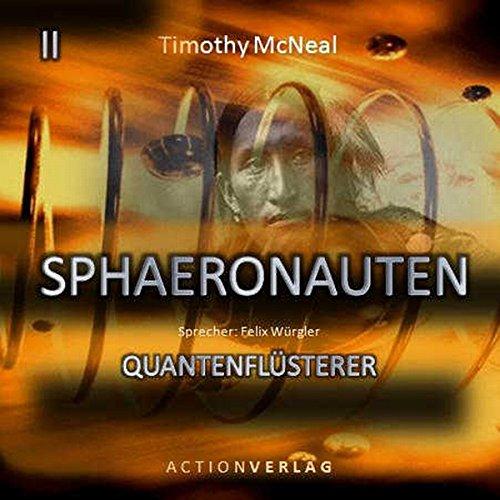 Der Quantenflüsterer (Sphaeronauten 2) Titelbild