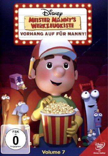 Vol. 7 - Vorhang auf für Manny und seine Freunde!