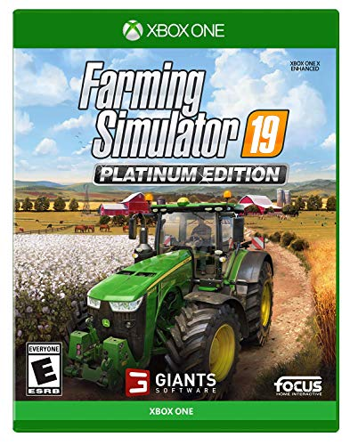 Farming Simulator 19: Platinum Edition - Xbox One