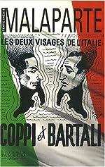 Les deux visages de l'Italie - Coppi et Bartali de Curzio Malaparte