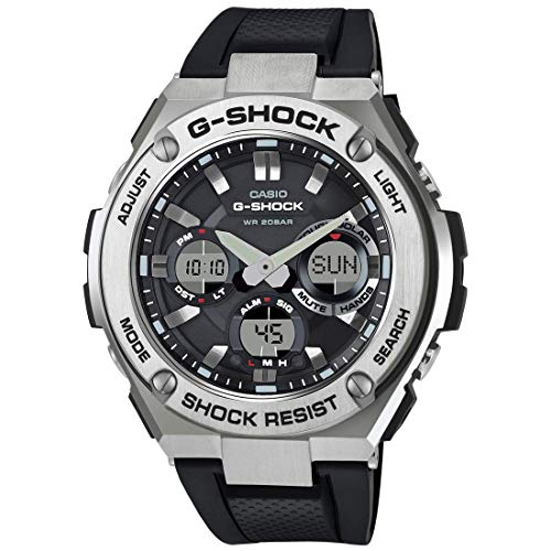 Casio Men's G Shock Stainless Steel Quartz...