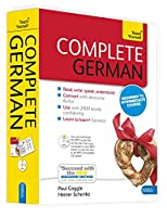 Complete German Beginner to Intermediate Course: Learn to read, write, speak and understand a new language (Teach Yourself)