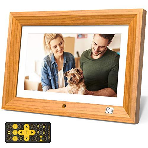 Kodak High Resolution 1024 x 600 10' Digital Photo Frame - Burlyw