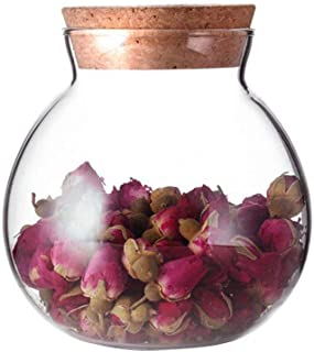 Best decorative glass jars with cork lids Reviews