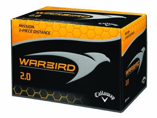 Callaway Golf Warbird 2.0 Golf Balls-Pack of 12 (White)
