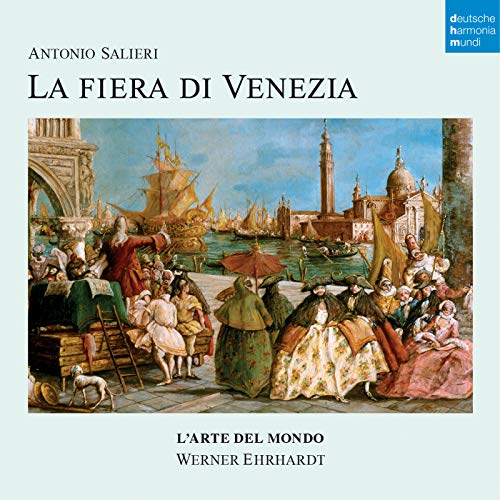 La fiera di Venezia: Act I: Scena 1: Chi compra? Chi spende?