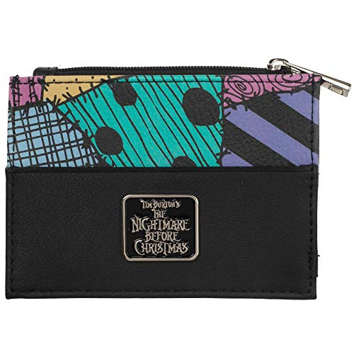 Jack and Sally Nightmare Before Christmas Wallet ID Holder