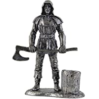 死刑執行人. Executioner. Tin toy soldiers. コレクション54ミリメートル(1/32スケール)を ミニチュア置物.錫のおもちゃの兵士