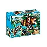 Playmobil Wild Life Adventure Tree House Juego de construcción - Juguetes de construcción (Juego de construcción,, 4...