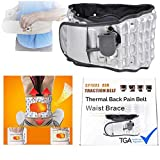 Caremax Dr Physio Thermal AirTraction Lower Back Support Belt for Back Pain