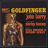 Songtexte von John Barry - Goldfinger