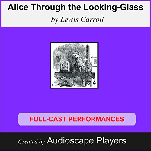 Alice Through the Looking Glass Titelbild