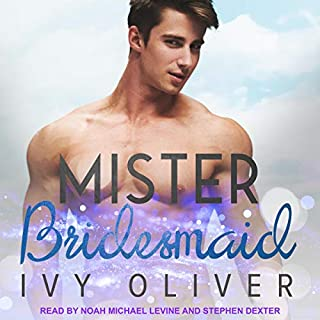 Mister Bridesmaid audiobook cover art