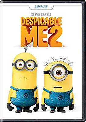 Despicable Me 2 from Universal Pictures Home Entertainment