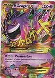 Pokemon - Mega-Gengar-EX (121/119) - XY Phantom Forces - Holo