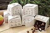 24 kleine Boxen für Adventskalender zum Selbst befüllen - 2