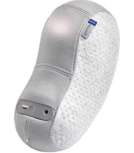 Somnox Schlafroboter, weltweit erster Schlafroboter mit aktiver Atemregulierung und beruhigenden Klängen, Einschlafhilfe durch Entspannung und Stressabbau, Steuerung per App, inkl. Bezug